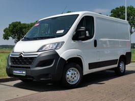 gesloten bestelwagen Citroën 2.0 bluehdi 130 business 2019
