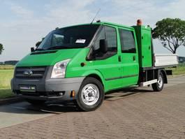 platform bedrijfswagen Ford 350 2.2 tdci dubb cab 2014