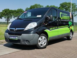 gesloten bestelwagen Opel 2.0 cdti 114pk l2 airco 2011