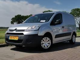 gesloten bestelwagen Citroën 1.6 hdi 3-zits airco! 2013