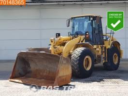 wiellader Caterpillar 950H FULL STEER - MADE IN BELGIUM 2008