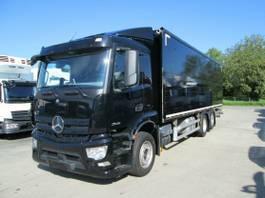 bakwagen vrachtwagen Mercedes-Benz 2532 L Getränkekoffer 8,2 m LBW 1,5 T*LASI 2015