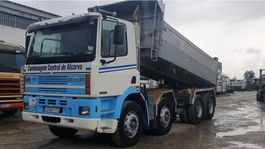 kipper vrachtwagen > 7.5 t DAF 400 ATI