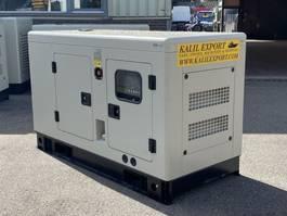 generator Ricardo 20 KVA Silent Generator 3 Phase 50HZ New Unused 2020