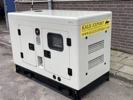 generator Ricardo 15 KVA Silent Generator 3 Phase or 1 Phase 50HZ NEW UNUSED 2021