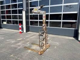 overige equipment onderdeel Pallethaak 2000 kg