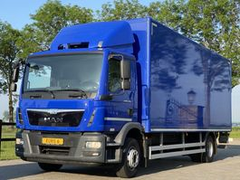 bakwagen vrachtwagen MAN TGM 15.290 EURO6. 11-2015.  2tons klep!! 2015