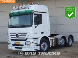 standaard trekker Mercedes-Benz Actros 6X2 NL-Truck Hydraulik Lift+Lenkachse Powershift Euro 5 2008