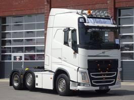 standaard trekker Volvo FH13.500 Globetrotter 6x2 - Custom interior - GA chassis - Euro6 - I shift 2016