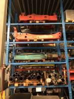 Opbouw vrachtwagen onderdeel Palfinger