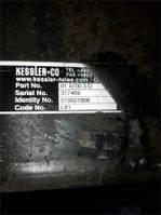 as equipment onderdeel Kessler LTM 1400-7.1 Axle 7
