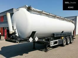 silo oplegger Feldbinder KIP 52/7000/A/2 / Kippsilo/ 52.000 l /Alu-Felgen / ADR AT