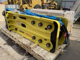 sloophamer equipment onderdeel Overige SOOSAN SB121 2.5 Ton Hammer *BRAND NEW* with extra spare parts 2019