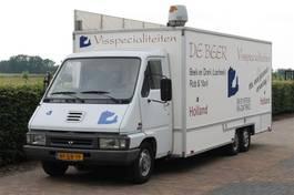 overige vrachtwagens Renault MASTER VERKOOPWAGEN FOODTRUCK 1996