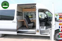 overige personenwagens Mercedes-Benz II 319 CDI KLIMA 5 Sitze REGALEINBAU EU 2015