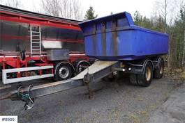 overige vrachtwagen aanhangers Bilpåbygg boggikjerre 1996