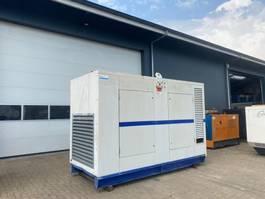 generator Iveco 8281 Leroy Somer 400 kVA Silent generatorset 2000