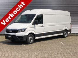 gesloten bestelwagen MAN TGE 3 L4H3 140PK Automaat Carplay Navigatie Airco Bank Bluetooth UNIEK: NOG 2 ... 2019