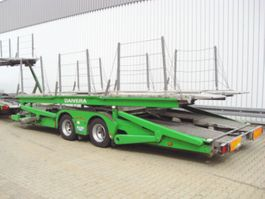 overige vrachtwagen aanhangers Andere XXL T / A XXL T / A, Autotransportanhänger 2007