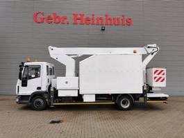 autohoogwerker vrachtwagen Iveco Eurocargo EL18 4x2 Euro 5 Esda TG 1900 1000 Volt! 2008