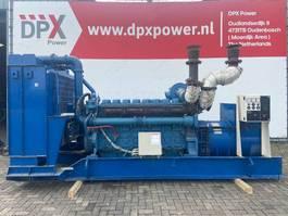 generator FG Wilson P1100E - Perkins - 1.100 kVA Generator - DPX-12358 1995