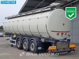 tankoplegger Menci STC 33.000 Ltr / 3 Comp / Food 2016