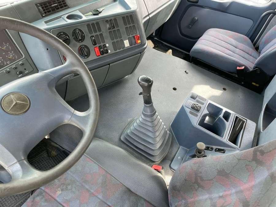 Mercedes-Benz - Actros 1831 - 2531 MENCI 26mc 9