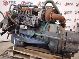 Motor vrachtwagen onderdeel Volvo Occ Motor Volvo TD71A + versnellingsbak C-322.7-2