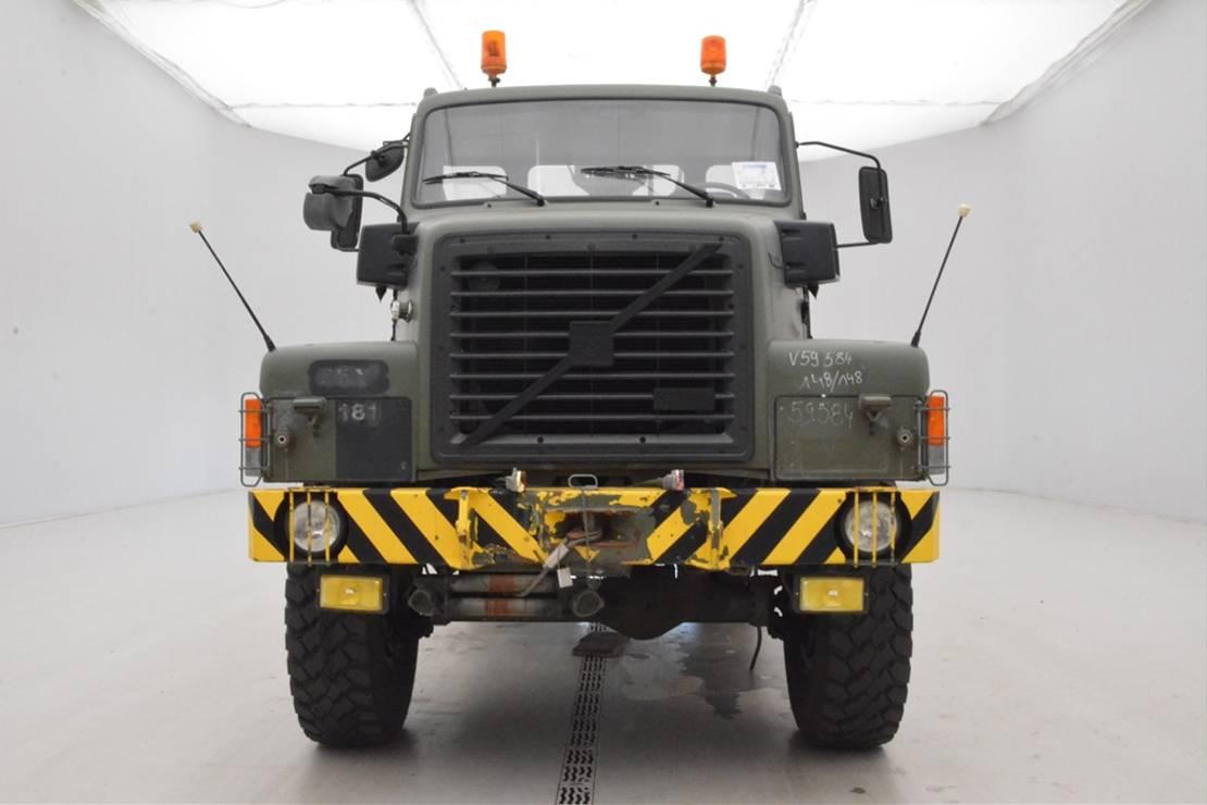 leger vrachtwagen Volvo N10.275 - 6x6 1990