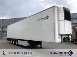 koel-vries oplegger Chereau CSD3 / 3 as Disk / 2 Temp IsoBox / Carrier / Laadklep / APK 08-2021 2012