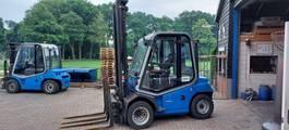 vorkheftruck BT 4,5T diesel 2013 vorkenspreider sideshift