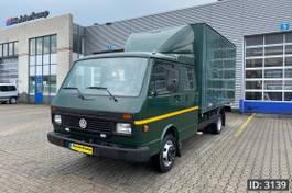 bakwagen vrachtwagen Volkswagen LT Day Cab, Euro 1, // DOKA // Double cabin - Full steel - Top Condition 1993