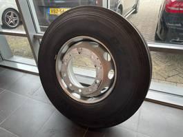 banden vrachtwagen onderdeel Bridgestone R249 Ecopia front axle 2 pcs. 315 x 80 R22,5 New