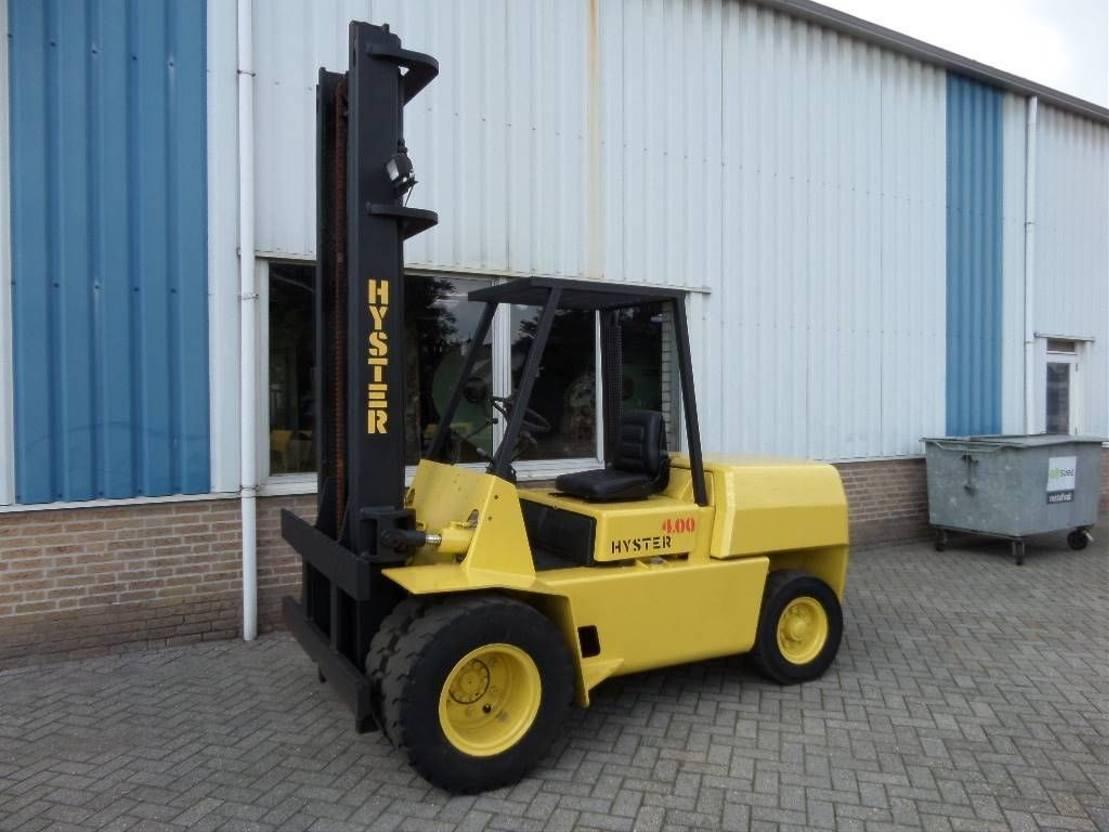 vorkheftruck Hyster H 4.50 XL 1996