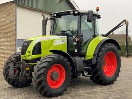 standaard tractor landbouw Claas Arion 640 2009