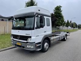 wissellaadbaksysteem vrachtwagen Mercedes-Benz 1218 L verhuiswagen !!! 2010