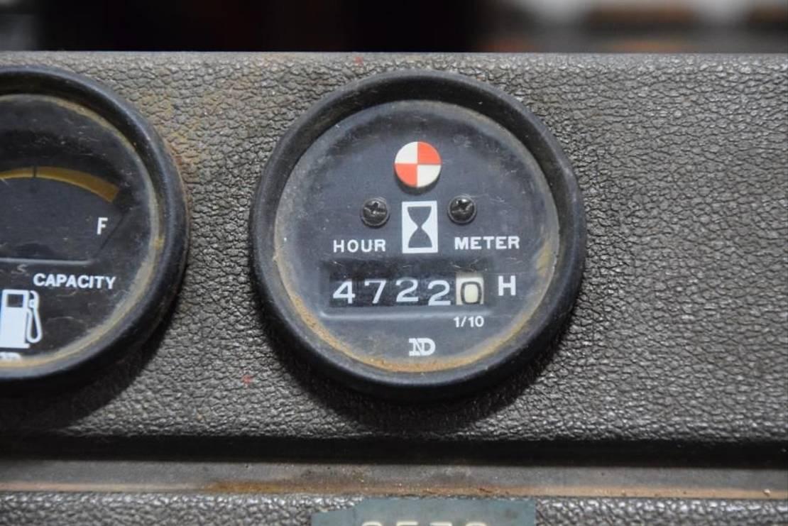 vorkheftruck Toyota 3FD35 1985