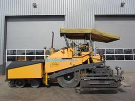 asfalteermachine wielen Demag DF110P 1996