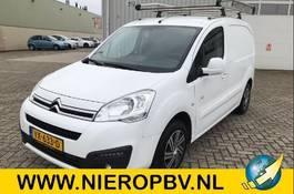 gesloten bestelwagen Citroën berlingo airco 2016