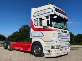 chassis cabine vrachtwagen Scania R490 full Air suspension- special interior- 2015