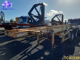container chassis oplegger Castera Container Transport 1994