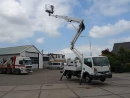 autohoogwerker bedrijfswagen Nissan cabstar cmc 20meter euro5 2012