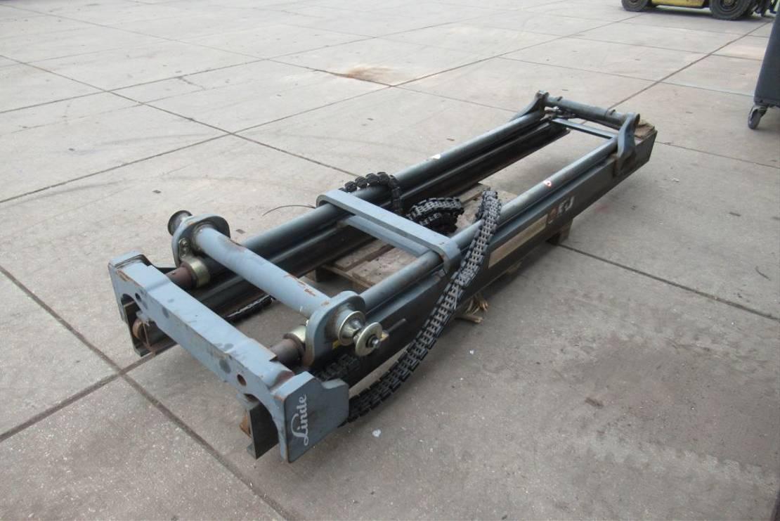 vorkheftruck Linde Heftruck Mast / Forklift Mast 2007