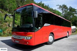 touringcar Setra S0415UL 4x2 Bus. HC lift and few km. Good tires. W 2019