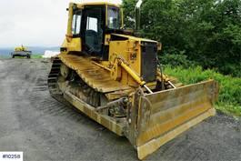 rupsdozer Caterpillar D4H LGP Dozer 1987