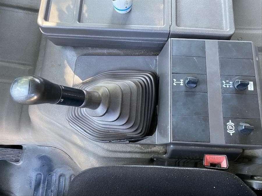 Mercedes-Benz - Tankwagen Willig D-Fahrzeug -1 Hand/ADR!! 13