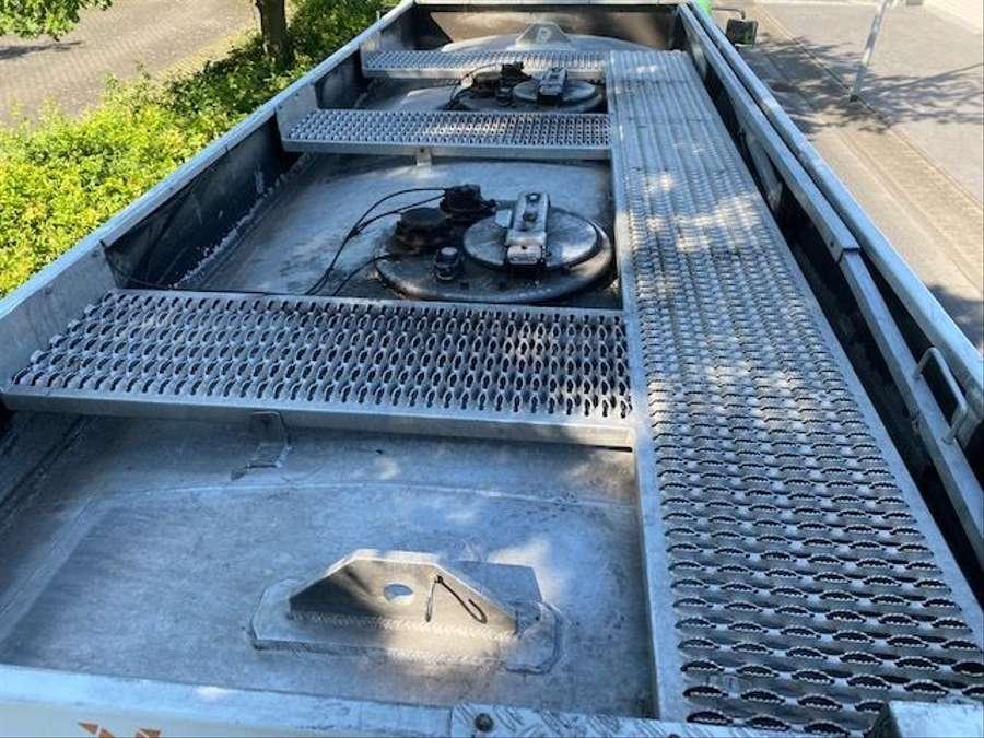 Mercedes-Benz - Tankwagen Willig D-Fahrzeug -1 Hand/ADR!! 20