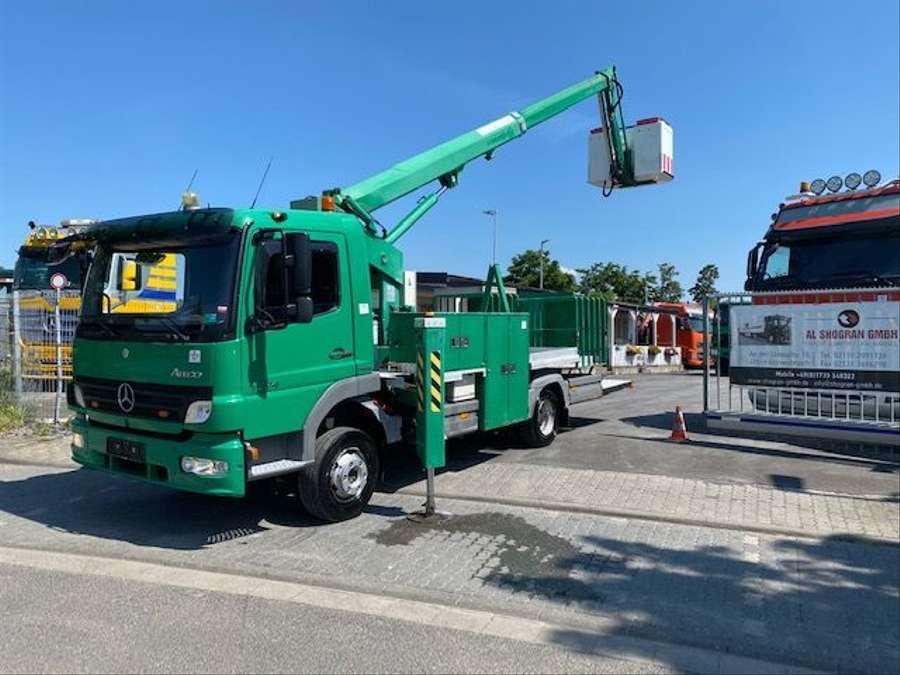 Mercedes-Benz - arbeitsbühne, 14mtr / Euro 5 1