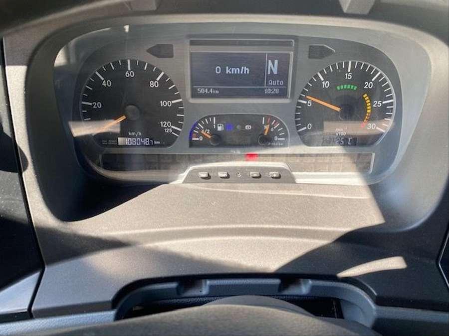 Mercedes-Benz - arbeitsbühne, 14mtr / Euro 5 16