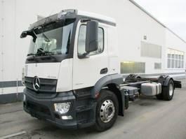 chassis cabine vrachtwagen Mercedes-Benz Antos 1830 L 4x2 Antos 1830 L 4x2, Bi-Xenon eFH. 2018